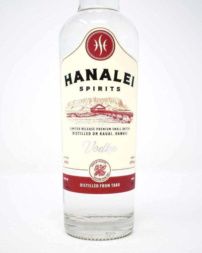 Hanalei Spirits Taro Vodka 375ml