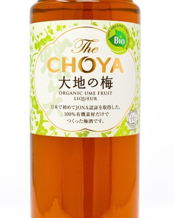 Choya Organic Ume fruit liqueur