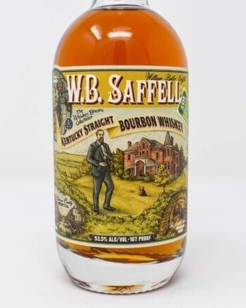 W.B. Saffell Bourbon, 375ml