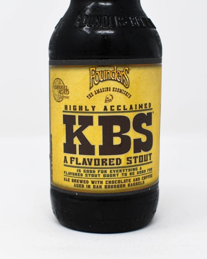 Founders, KBS, Barrel Aged Stout
