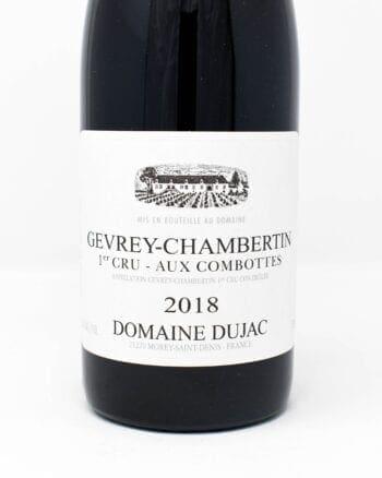 Dujac Gevry-Chambertin Combottes 2018