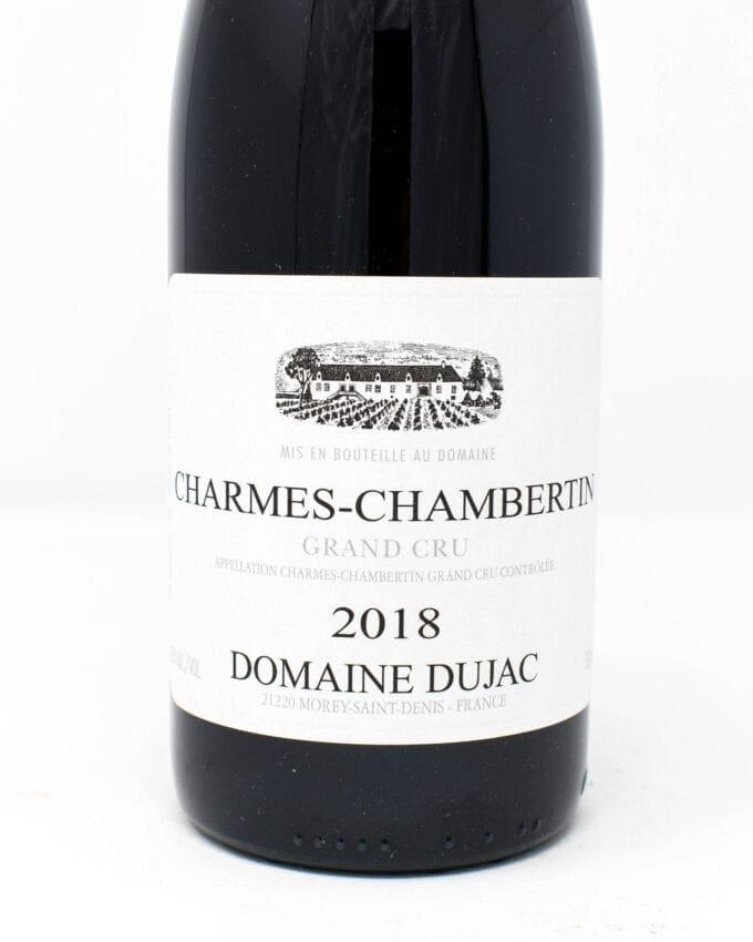 Domain Dujac, Charmes-Chambertin, Grand Cru 2018