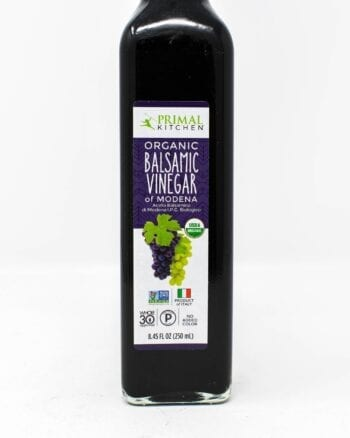 Primal Kitchen, organic balsamic vinegar