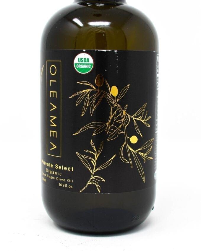Oleamea olive oil private select