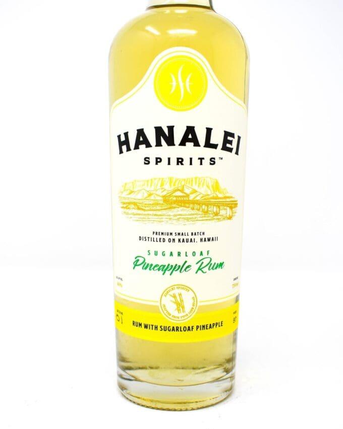 Hanalei Spirits Pineapple Rum 750ml