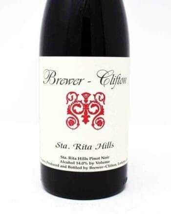 Brewer-Clifton, Pinot Noir, Sta. Rita Hills