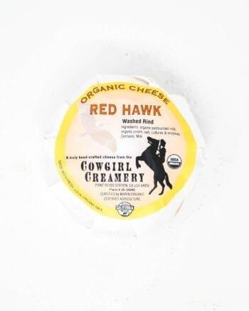 Cowgirl Creamery, Red Hawk