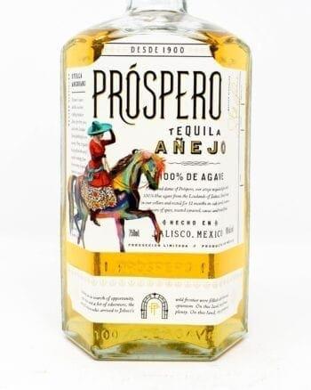 Prospero Tequila Anejo