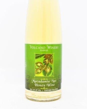 Volcano Winery Hawaii, Macadamia Nut Honey Wine