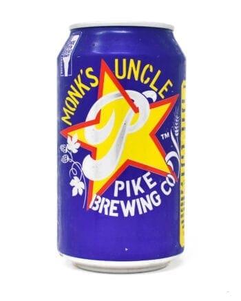 Pike Monk Uncles Triple Ale