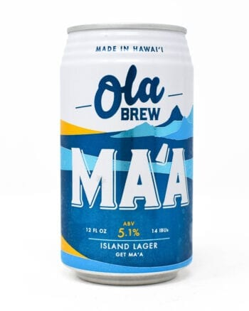 Ola Brew, Ma'a Lager