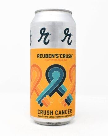 Reuben's Cancer Crush Hazy