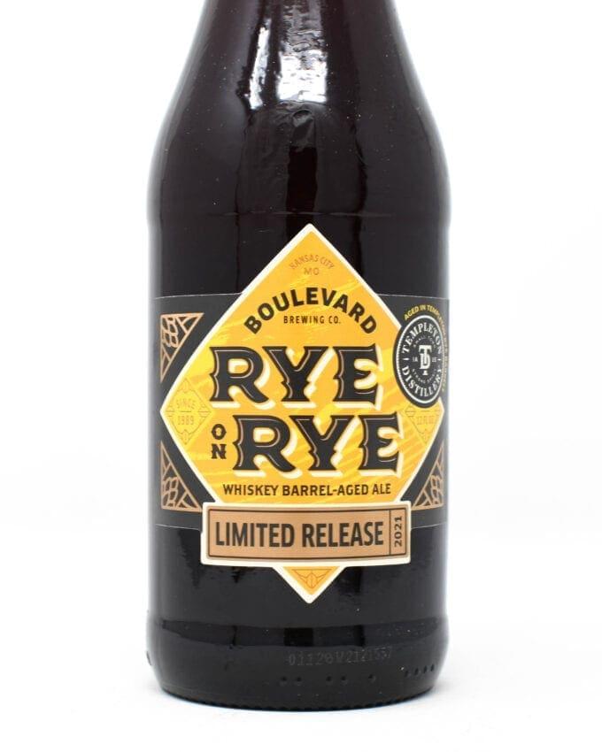Boulevard Rye on Rye