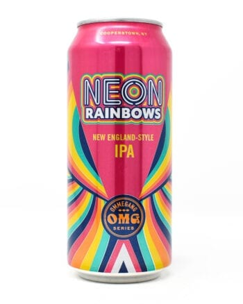 Ommegang Neon Rainbows New England Style IPA