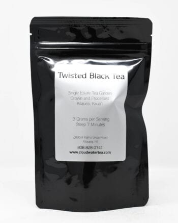 Cloudwater Twisted Black Tea Pouch