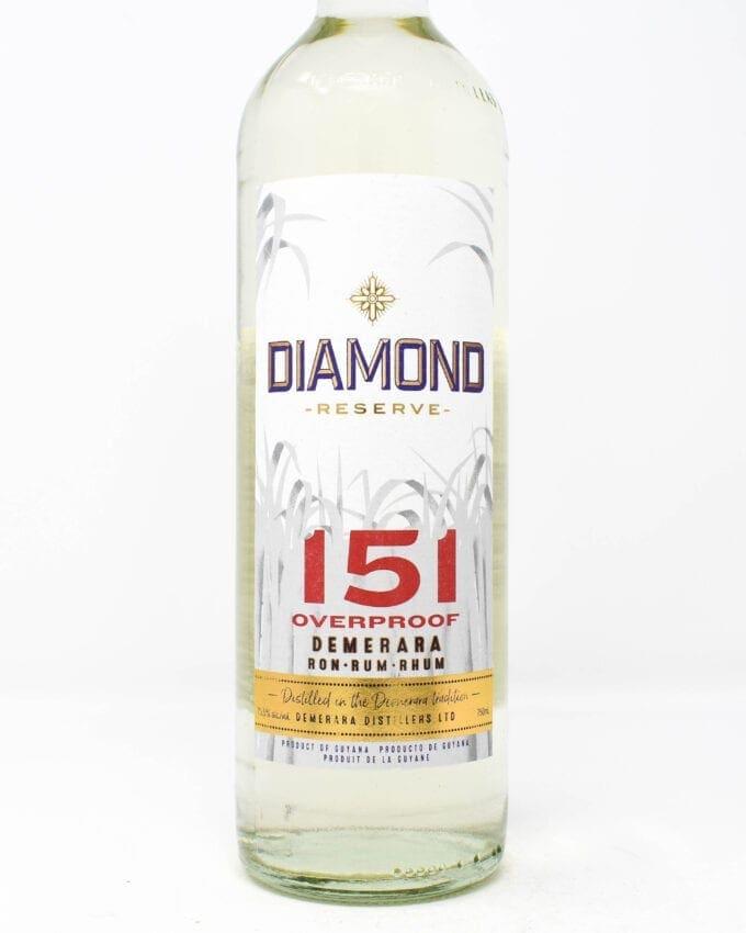 El Dorado Diamond 151 Overproof Rum