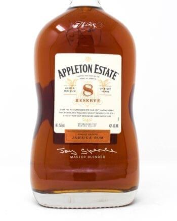Appleton Estate Rum 8 Reserve