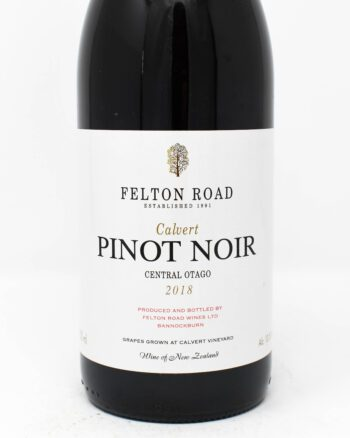 Felton Road Calvert Pinot Noir 2018