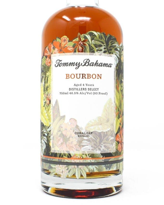 Tommy Bahama Bourbon Aged 4 Years