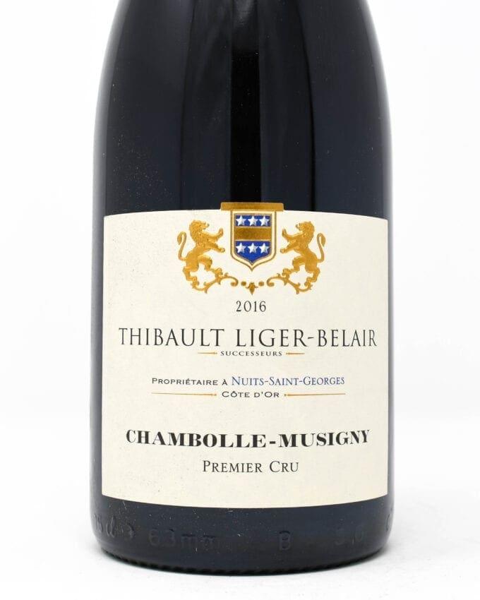 Thibault Liger-Belair Chambolle-Musigny Premier Cru 2016