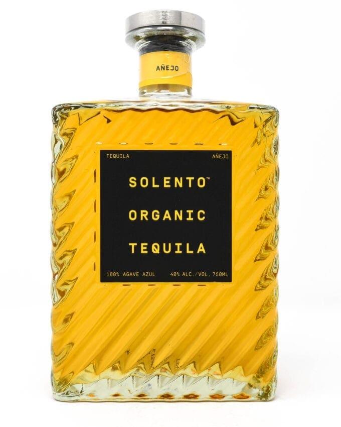 Solento Anejo Tequila