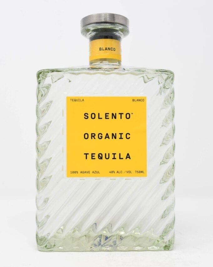 Solento Blanco Tequila