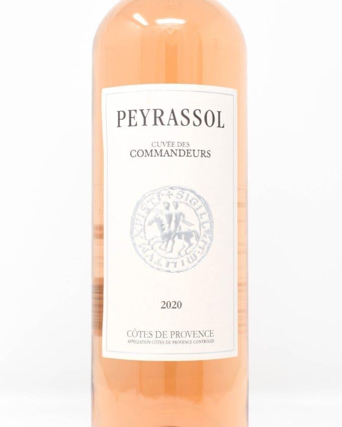 Peyrassol Cuvée des Commandeurs Rose 2020