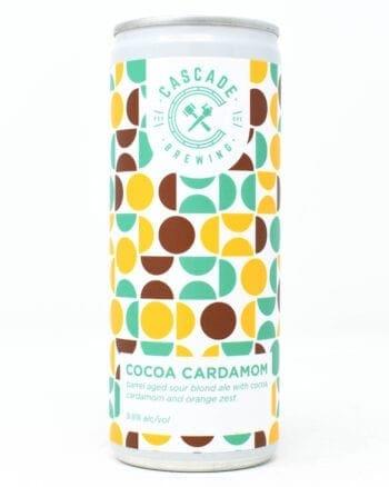 Cascade Brewing Cocoa Cardamon