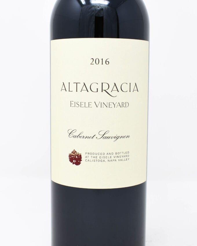Altagracia Eisele Vineyard Cabernet Sauvignon 2016