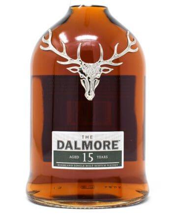 The Dalmore, Aged 15 Years, Single Malt Scotch Whiskey