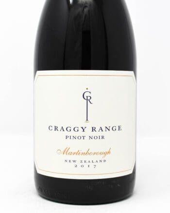 Craggy Range Pinot Noir 2017