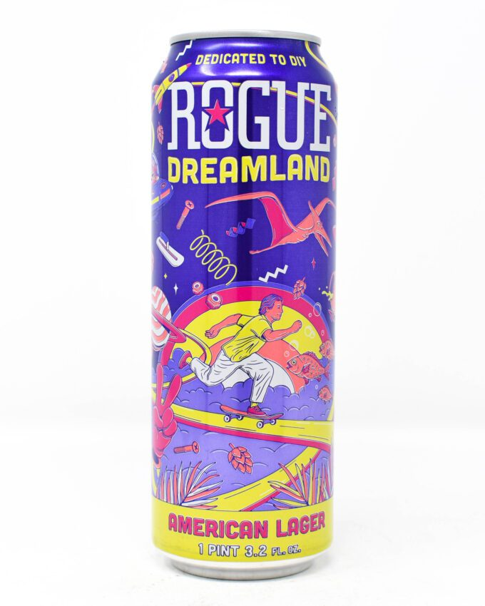 Rogue Dreamland Lager