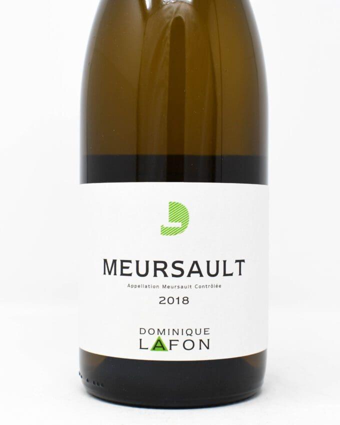 Dominique Lafon, Meursault 2018