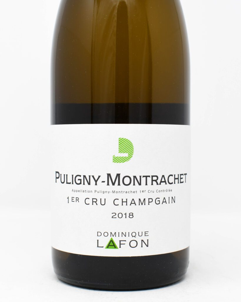 Dominique Lafon, Puligny-Montrachet, Champgain, Premier Cru 2018