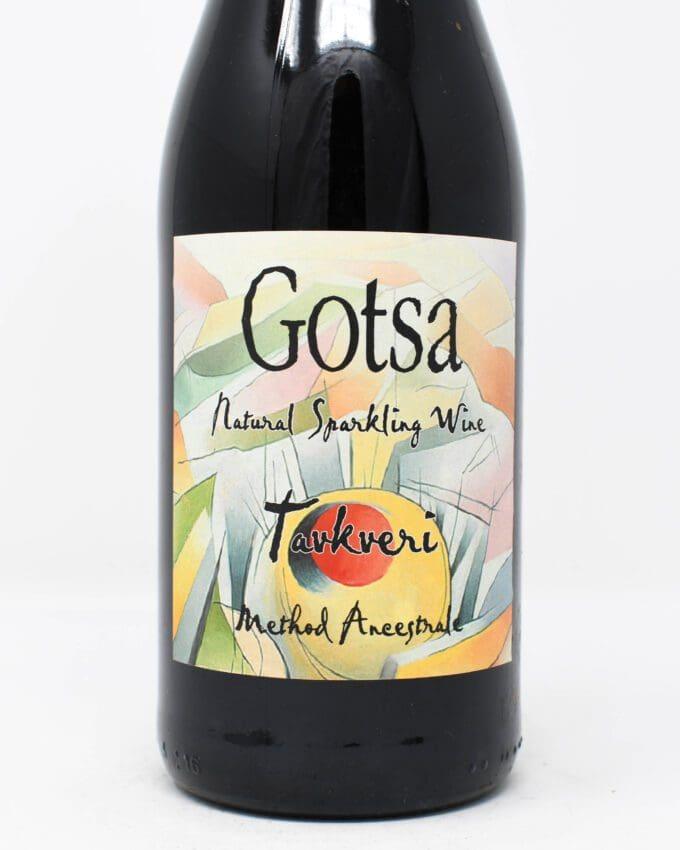 Gotsa Natural Sparkling Wine