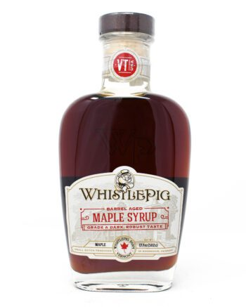 WhistlePig Maple Syrup