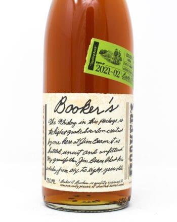 Booker's Bourbon, Batch 2021-02, Tagalong Batch
