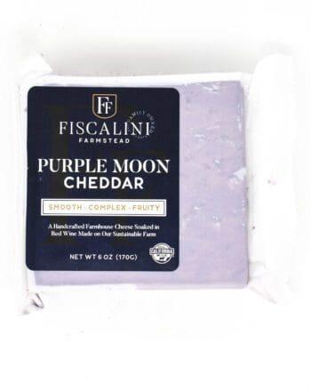Purple Moon Cheddar