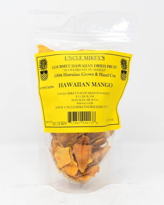 Uncle Mikey's Hawaiian Mango 4oz