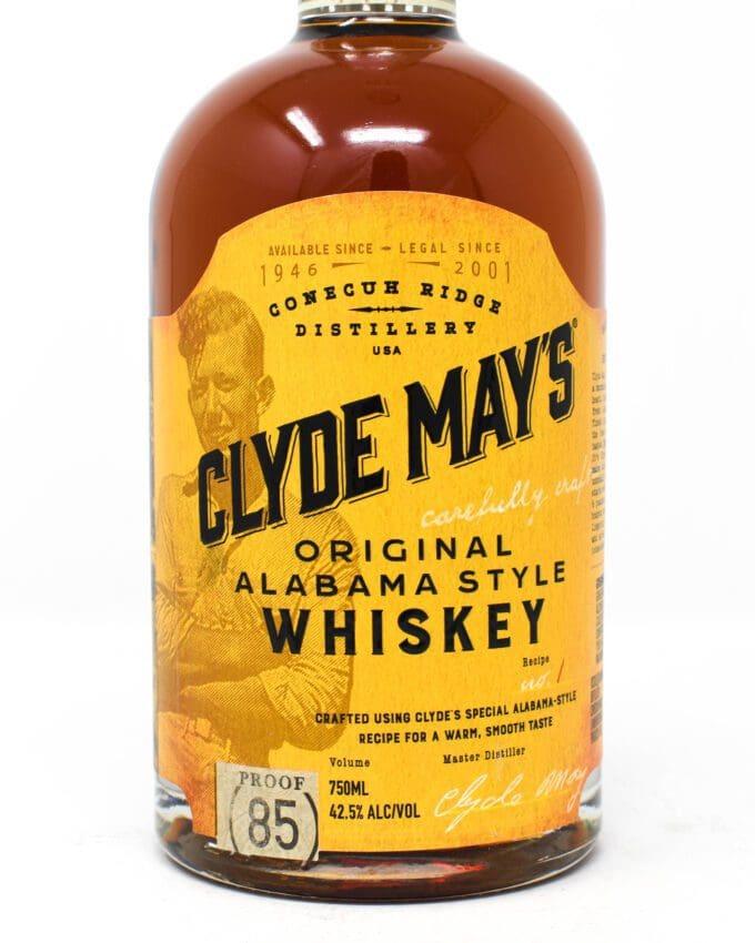 Clyde Mays Alabama Style Whiskey