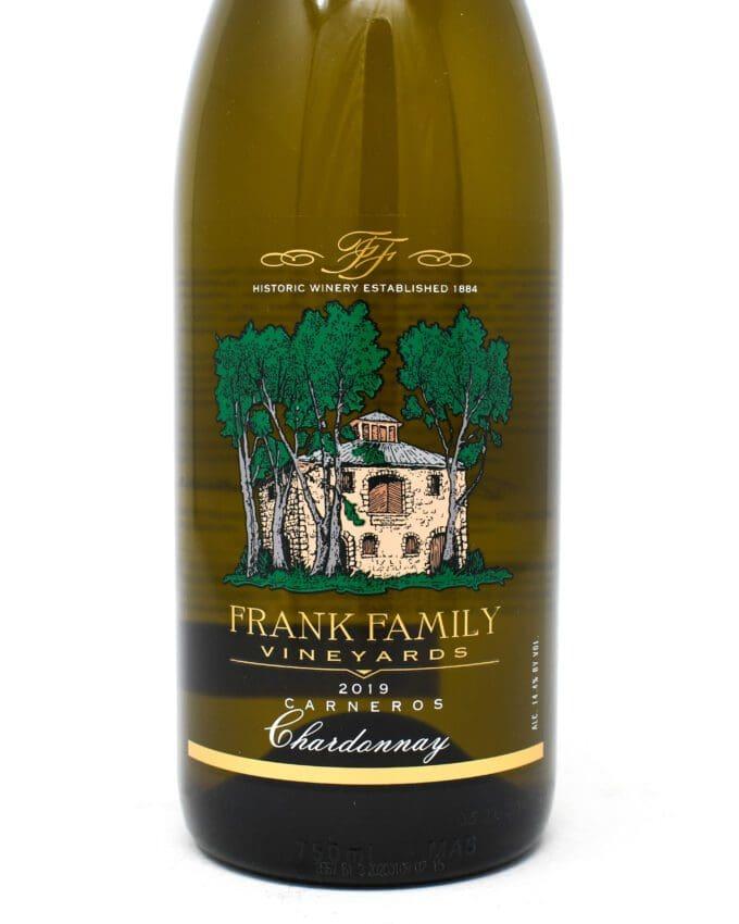 Frank Family Chardonnay 2019