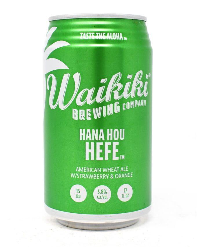 Waikiki Brewing, Hana Hou Hefe