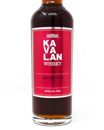 Kavalan Sherry Oak Whiskey