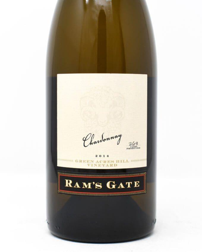 Ram's Gate, Green Acres Hill, Chardonnay