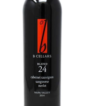 B Cellars, Red Blend 2014