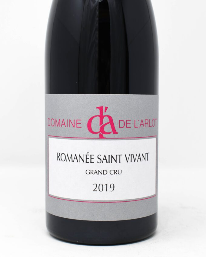 Domaine de L'Arlot, Romanee Saint Vivant, Grand Cru 2019