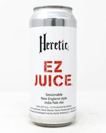 Heretic Brewing, Ez Juice, IPA