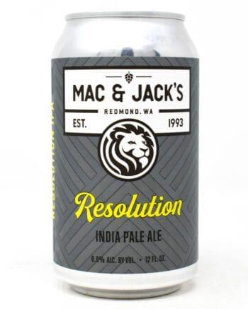 Mac & Jacks Resolution IPA