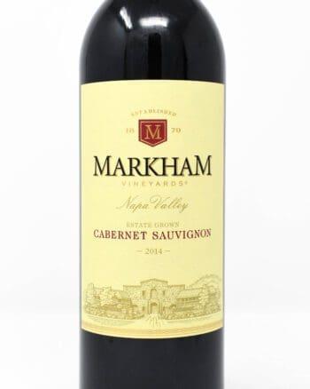 Markham Cabernet Sauvignon 2014