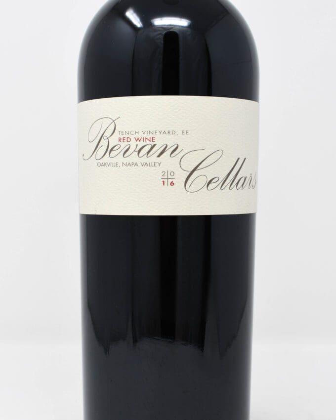 Bevan Cellars, EE Red Wine 2016